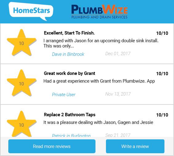 Plumbing & Drain Services Oakville