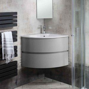 Corner vanity in hamilton