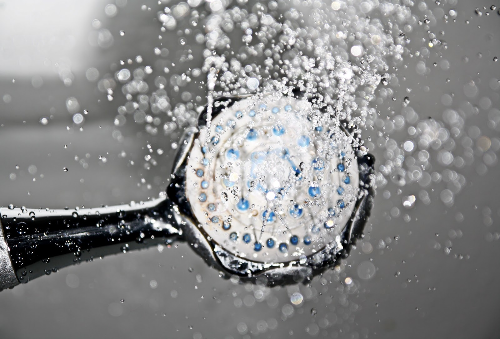 Showerhead common causes of clogged pipes