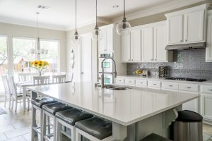 Beautifully remodelled kitchen in Hamilton
